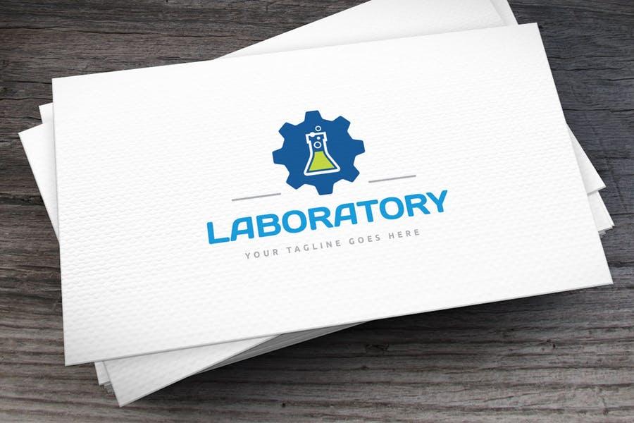 Labaoratory Identity Design