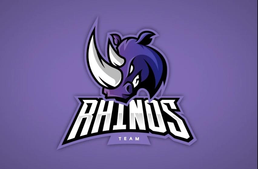 Mascot Style Sports team Logo