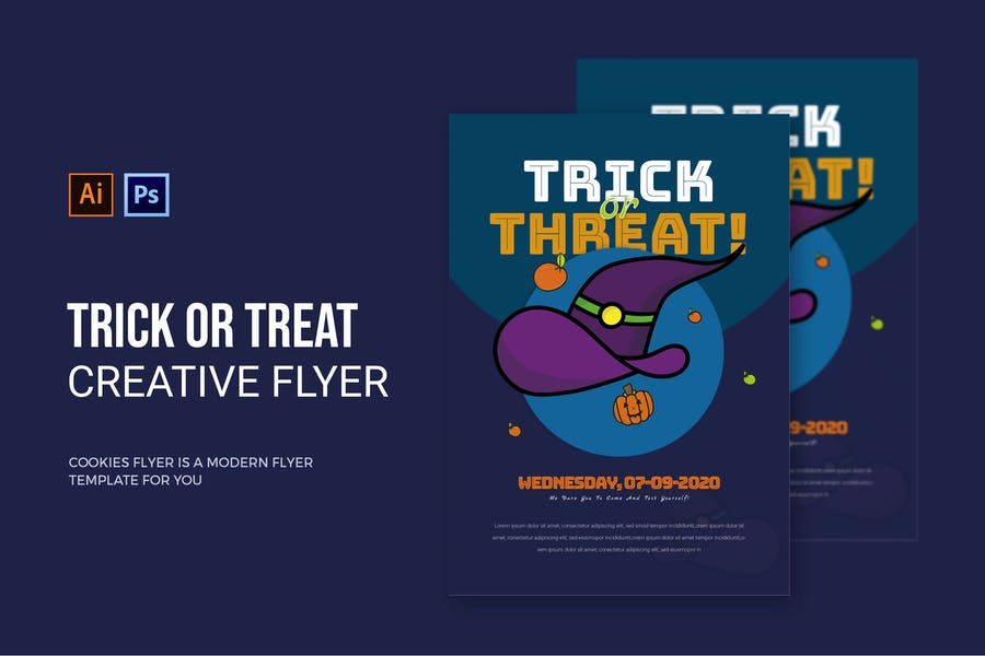 Modern and Creative Flyer Template