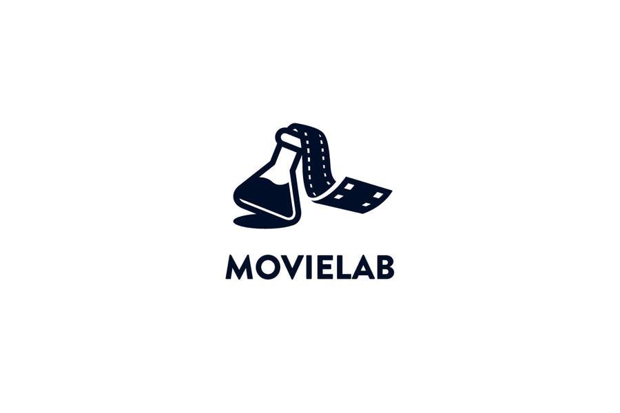 Movie Lab Logo Template