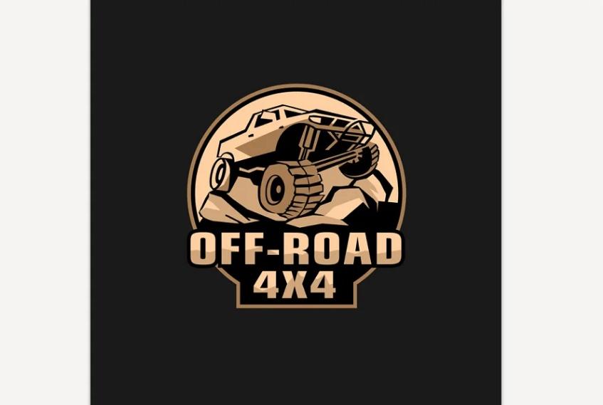 Off Road Logotype Design