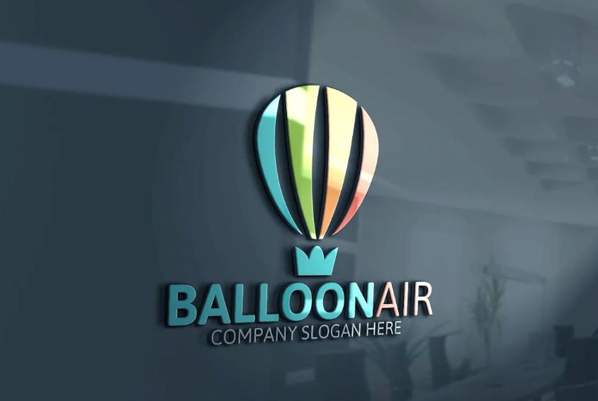 Professional Baloon Logo Design