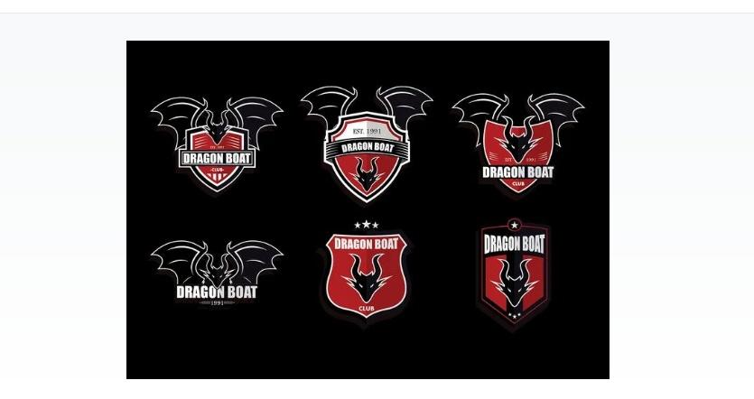 Red Dragon Identity Design