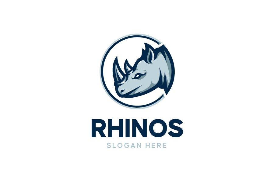 Rhino Horns Logo Design