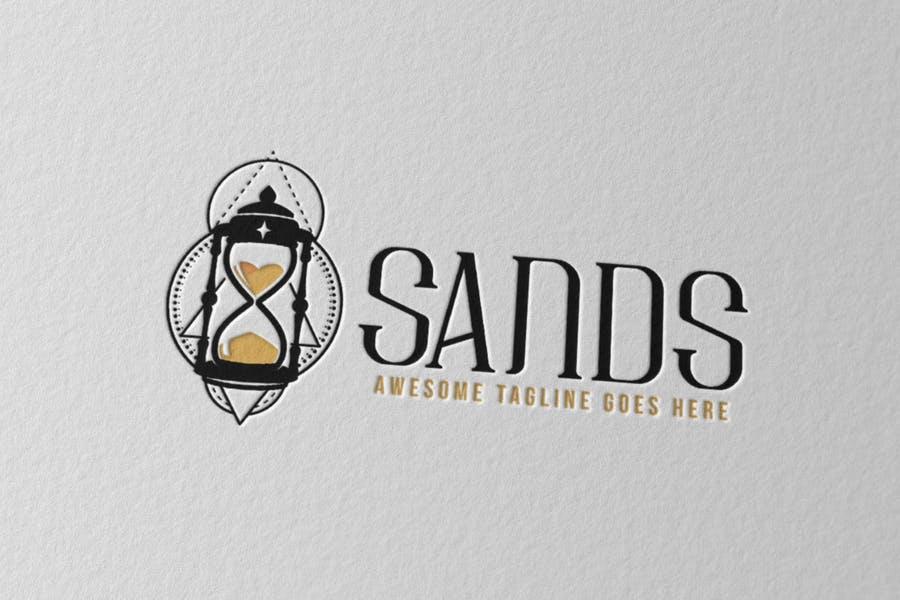 Sands Logo Design Idea