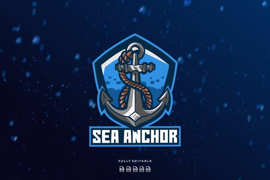 Sea Anchor Identity Design