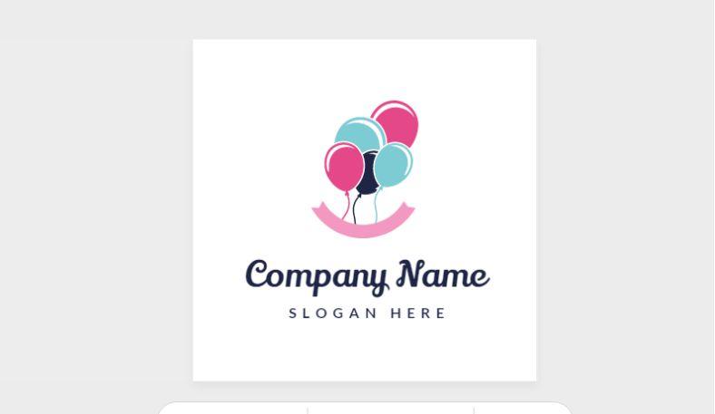 Simple Company Identity Design
