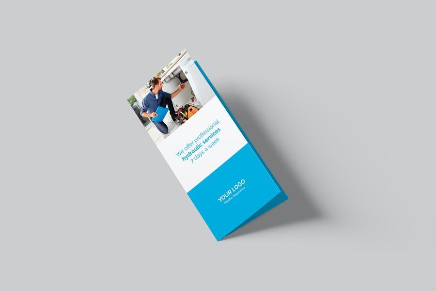 Simple Tri Fold Brochure Designs