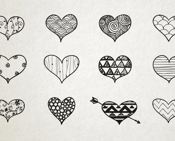 21+ FREE Heart Icons Vector Illustrations Download