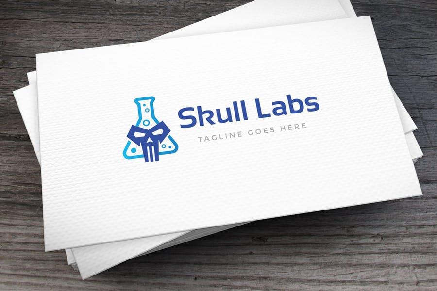 Skull Labs Identity Design