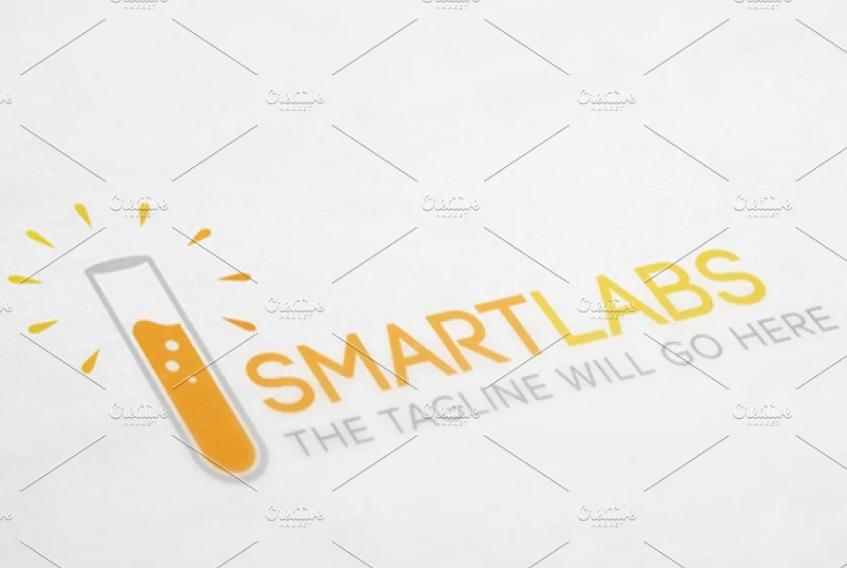 Smart Labs Identity Design