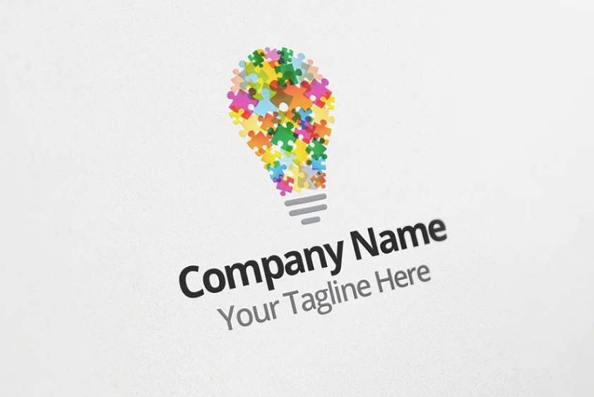 Technology Logo Design Idea