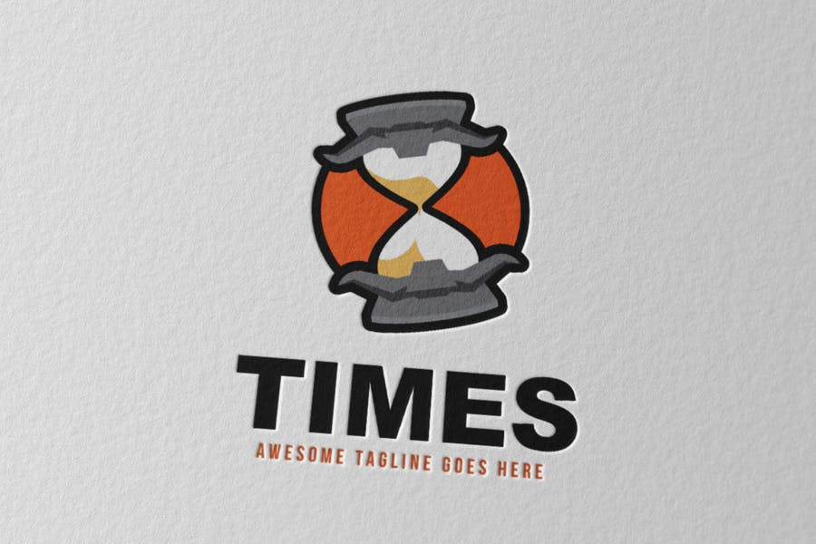Times Identity Logo Design