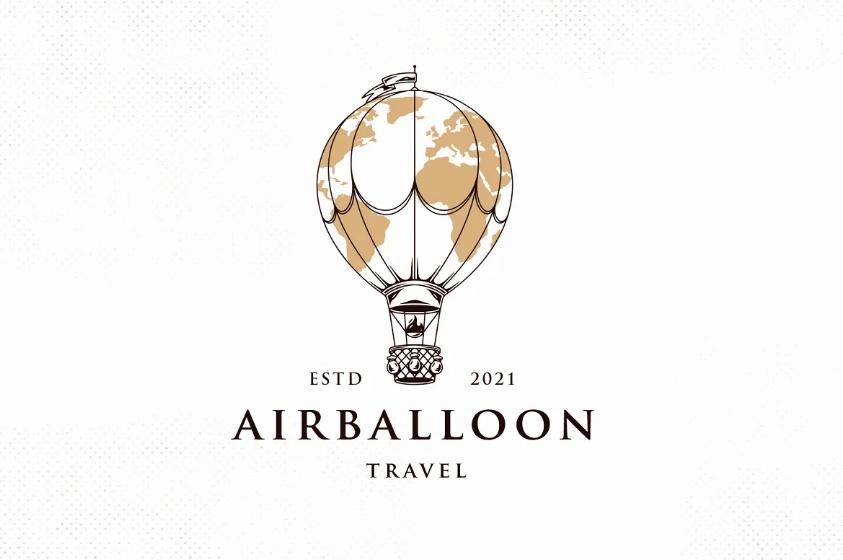 Travel Logo Identity Design