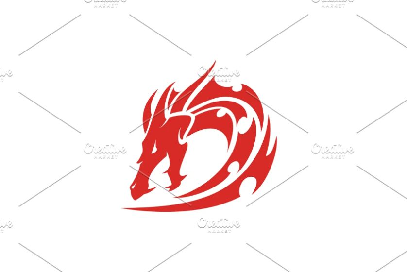 Tribal Logo Design Idea