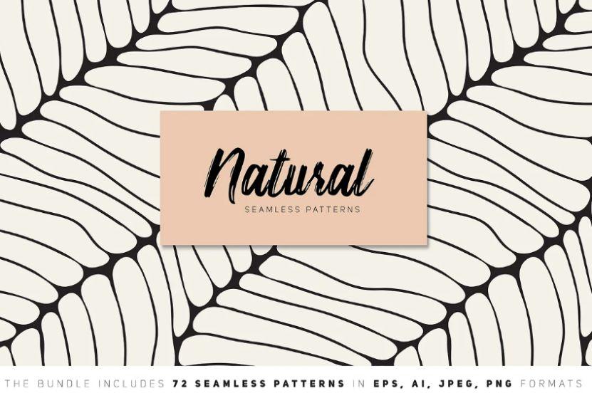 Unique Natural Patterns Design